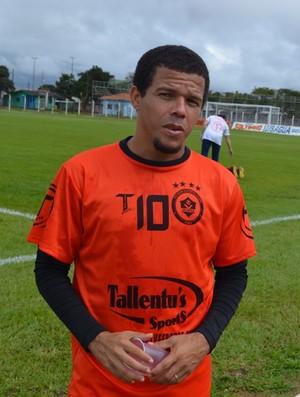 Edilsinho, do Vilhena (Foto: Jonatas Boni)
