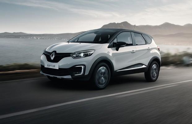 Renault Kaptur (Foto: Divulgação)