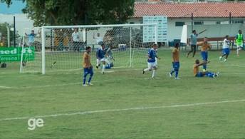 Os gols de Parnahyba 2 x 1 CSA,  pela 1ª rodada da Série D 2016