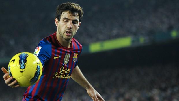 Cesc Fàbregas Barcelona (Foto: Getty Images)