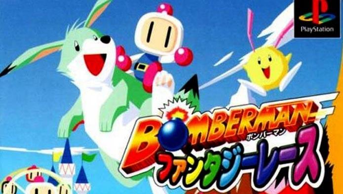 Bomberman Fantasy Race (Foto: Divulgação)