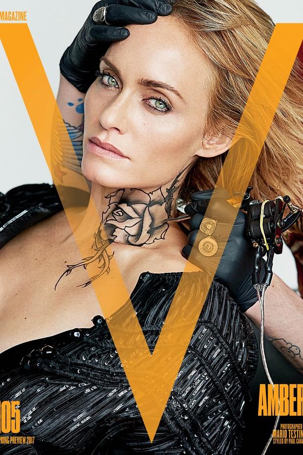 Modelos tatuadas (Foto: Reprodução )