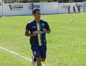 Atacante Anderson Lessa Cuiabá (Foto: Assessoria/Cuiabá Esporte Clube)