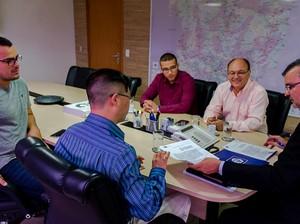 Convênio levará o judô para aldeias indígenas  (Foto: Secom/MT)