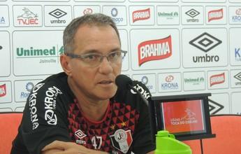 Sem Agenor, PC Gusmão vê Jhonatan com bons olhos e reforça confiança