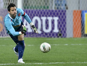 Fábio, goleiro do Cruzeiro (Foto: Washington Alves/VIPCOMM)