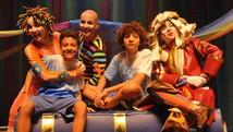 'O Circo De Só Ler' estreia no Teatro Jorge Amado (Gilson Coutinho/Divulgação)