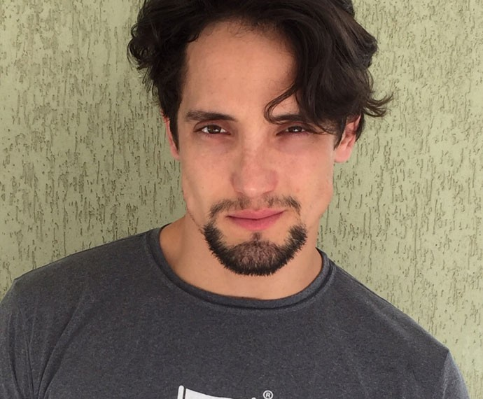 Cleiton Morais relembra tempos de Malhação e fala sobre seu atual personagem na trama (Foto: Arquivo Pessoal)