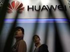 Huawei quer ser 3ª maior fornecedora de armazenamento de dados