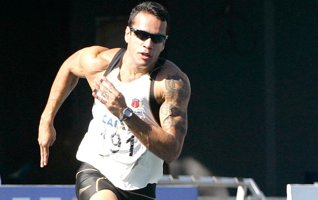 Bruno Lins no Trof&#233;u Brasil de Atletismo (Foto: Wagner Carmo / Cbat)
