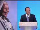 Homenagens a Mandela mobilizam milhares de pessoas no mundo todo