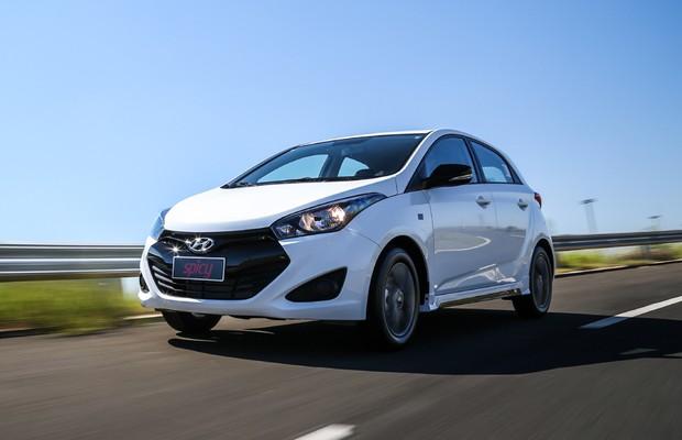 Hyundai HB20 Spicy (Foto: Renato Durães / Autoesporte)