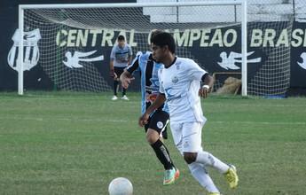 Copa SP: Central estreia contra o Fla,  e Porto-PE começa contra o Criciúma