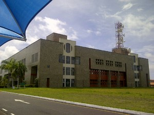 Centro de Lançamento de Alcântara (Foto: Sidney Pereira/TV Mirante)