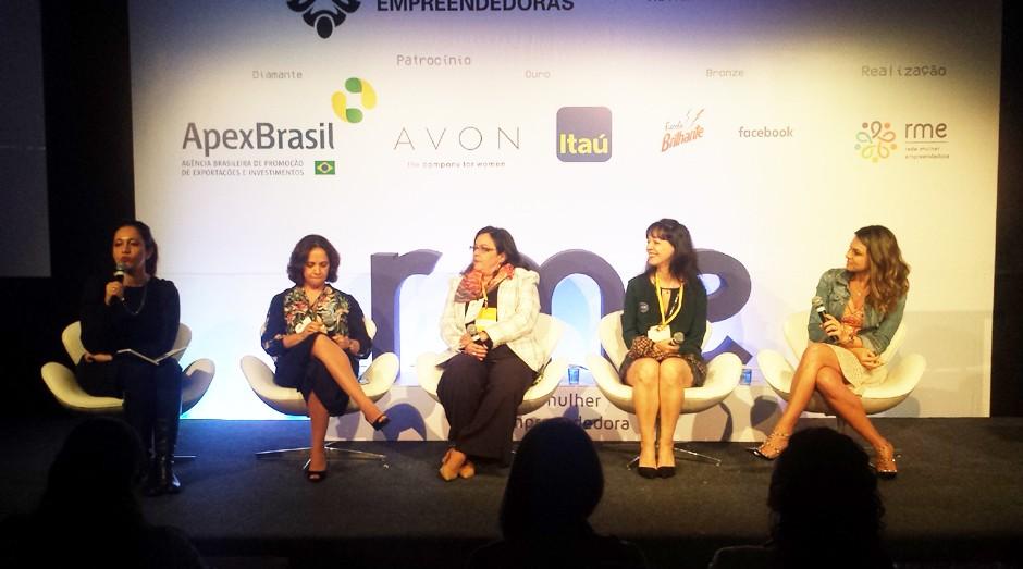 Internacionalização: empreendedoras precisam de paciência  (Foto: Luan Flávio Freires)