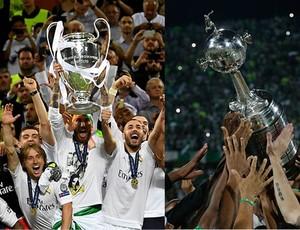 BLOG: Quartas: Liga com tropa de elite e Libertadores com diversidade