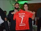 'BBB 17': Neto de Ieda não gosta de tratamento de Luiz Felipe com a avó