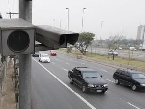 Saiba onde vão estar os radares em Rio Preto (Foto: (Foto: Nilton Fukuda/Estadão Conteúdo))