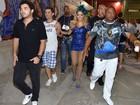 Anitta fala sobre novo visual: 'Estou amando, todo mundo está gostando'
