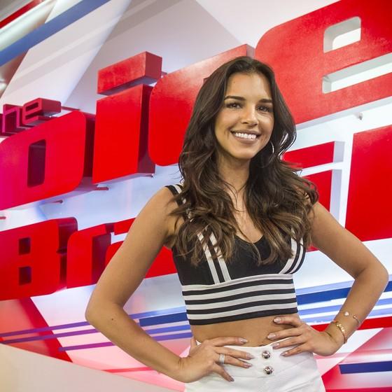 Mariana Rios conta como está se preparando para o The Voice (Foto: Divulgação/ Rede Globo)