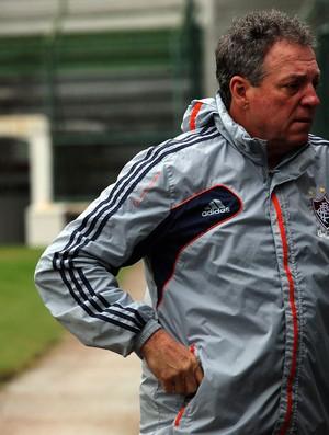 Abel Braga Fluminense treino (Foto: Nelson Perez / Flickr do Fluminense)