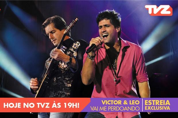 TVZ Victor & leo (Foto: divulgao)