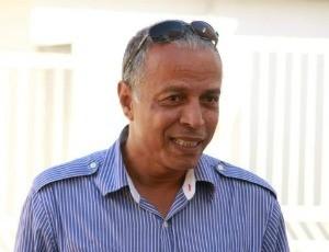 Gilberto Santos, supervisor do Vitória-ES. (Foto: Reprodução/Facebook)