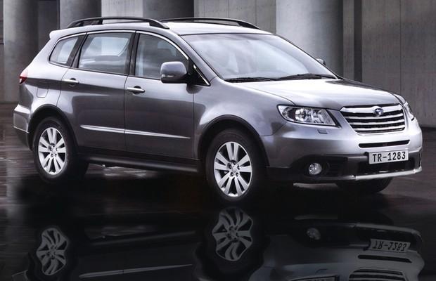 Subaru Tribeca (Foto: Divulgação)