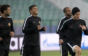 """Agente de Thiago Silva revela """"ofertas de três ou quatro clubes grandes"""""""