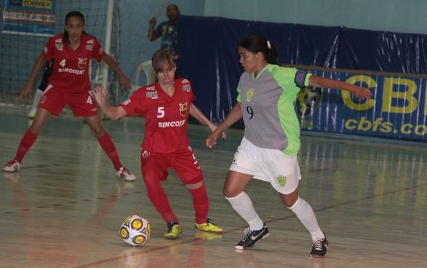 Fafá, destaque do Alecrim na Taça Brasil de Futsal (Foto: Divulgação/CBFS)