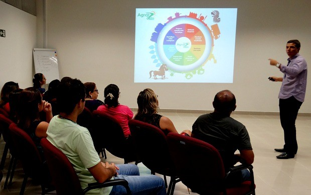 Palestra faz parte da 2ª edição do Consciência Limpa, em Manaus (Foto: Onofre Martins/Rede Amazônica)
