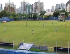 Vitória-ES, último treino antes da semifinal do Capixabão 2012 (Foto: Bruno Marques/Globoesporte.com)