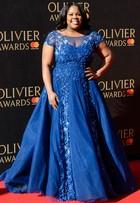 Famosos vão ao Olivier Awards, premiação de teatro em Londres