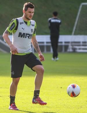 Tiago zagueiro Atlético-MG (Foto: Bruno Cantini \Flickr Atlético-MG)