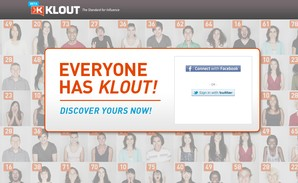 klout twitter