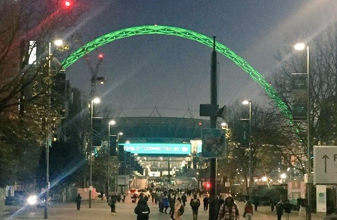 Wembley Chapecoense