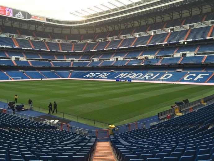 real Madrid x Barcelona (Foto: Márcio Iannacca / GloboEsporte.com)