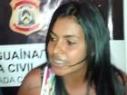 Suspeita de corrupção de menores e tráfico de drogas é presa no Tocantins