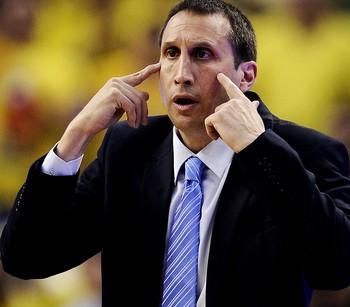 basquete NBA David Blatt novo treinador do Cleveland Cavaliers (Foto: Agência Getty Images)