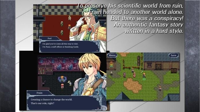 RPG clássico de graça no Android (Foto: Divulgação)