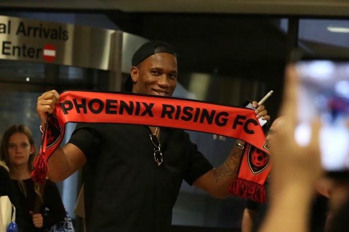 Drogba Phoenix Rising