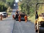 Realização de serviços em rodovias exige atenção dos motoristas