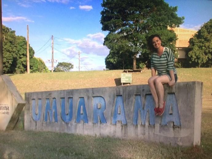 Umuarama também é conhecida como 'mulherama' (Foto: Divulgação)