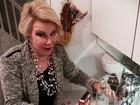 Autópsia revela que Joan Rivers morreu de parada respiratória, diz site