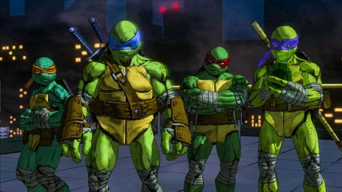 Teenage Mutant Ninja Turtles: Mutants in Manhattan (Foto: Divulgação/Activision)
