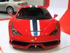 Ferrari faz recall de 8 modelos por causa de airbag com problema
