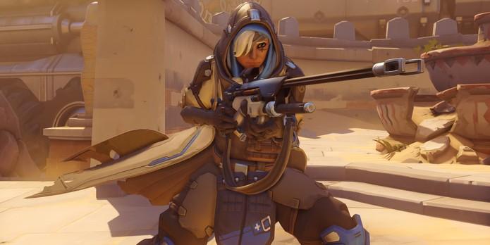 Ana também chega com atualização de Overwatch (Foto: Divulgação/Blizzard)
