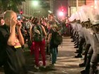Após ato do MTST, mulheres protestam contra estupro na Paulista