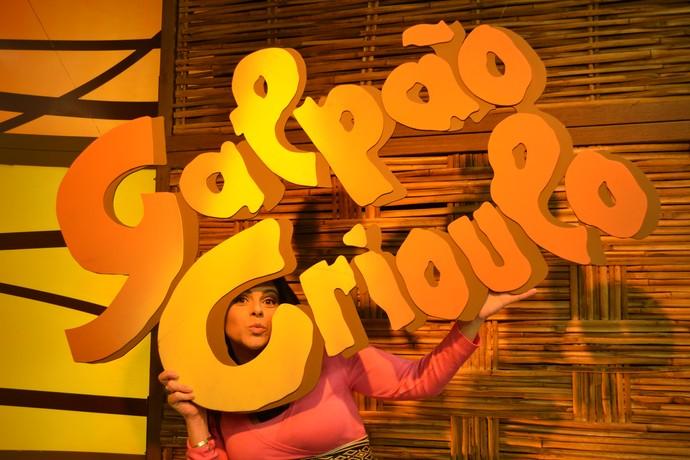 Shana Müller Galpão Crioulo (Foto: Gabriela Haas/RBS TV)