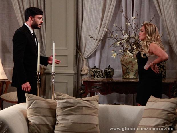 Maciel diz que conhece bandido de longe (Foto: Pedro Curi/ TV Globo)